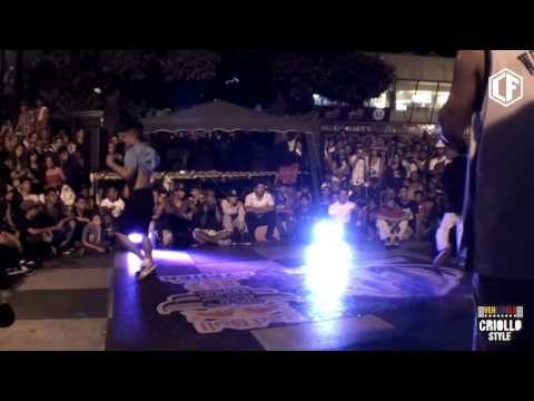 World Power Moves Series Venezuela / Final Boby vs Kid One