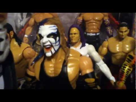 My Jeff Hardy Action Figure collection And More