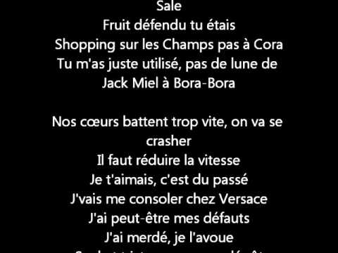 BOOBA FEAT BANASH - VALIDEE (paroles - lyrics)