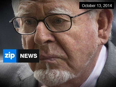 10 New Victims Come Forward In Rolf Harris Case - Oct 13, 2014
