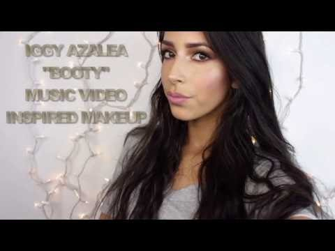 Jennifer lopez ft iggy azalea booty official music video makeup