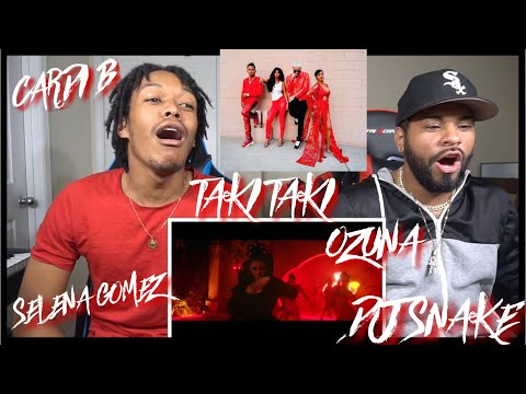 DJ Snake - Taki Taki ft. Selena Gomez, Ozuna, Cardi B | FVO REACTION MP3