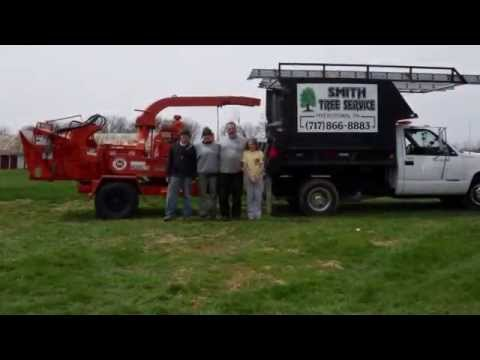 Smith Tree Service out of Myerstown PA. (717) 866-8883