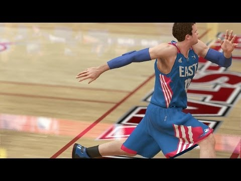 NBA 2K14 PS4 My Career Ep. 26 - All-Star Game   DUNK MAYHEM