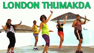 download lagu London Thumakda - Queen 2014  Zumba® Cardio Routine gratis