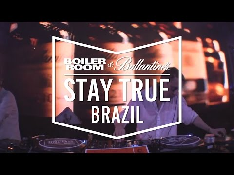 Gilles Peterson Boiler Room & Ballantine's Stay True Brazil DJ Set
