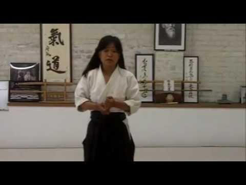 Aikido Training Movement From Static Ginny Breeland Image 1