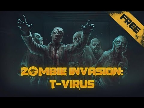 Zombie Invasion T-Virus Teil 1 Lsung Walktrough