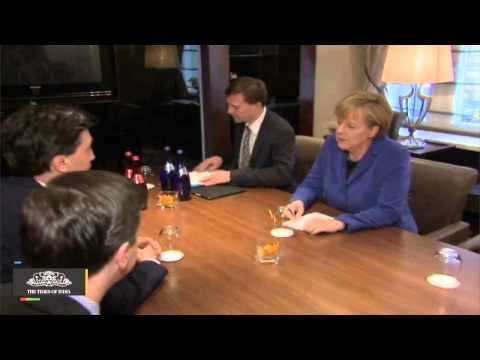 German Economy Minister Rejects Tougher Sanctions on Russia - TOI