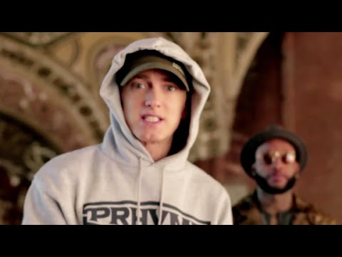 Are Eminem's lyrics during the Shady Cypher offensive???