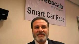 Entrevista Andy Mastronardi, director global de programa universitario, Freescale Semiconductor