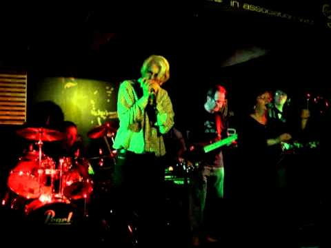 Blue to the Bone featuring Shirley Potts on vocals -