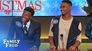 Hope I DIE before my PASTOR does!!! | Family Feud