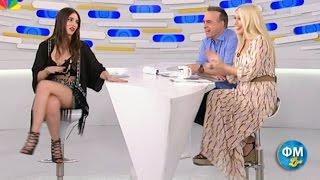 ΦΜ Live - 1.4.2015 - Αθηνά Οικονομάκου