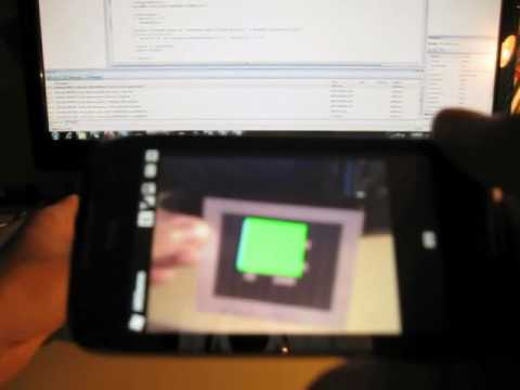 Augmented reality on Windows Mobile