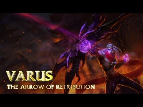 Varus Champion Spotlight Music Videos