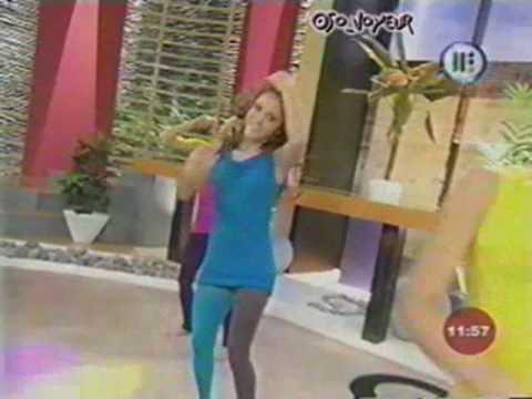 Bailarinas Venga La Alegria con Mallas