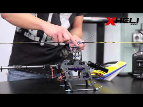 Exceed RC BlueRay 450PE Helicopter