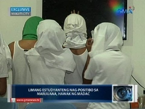Saksi: Limang high school students, nag-positibo sa marijuana