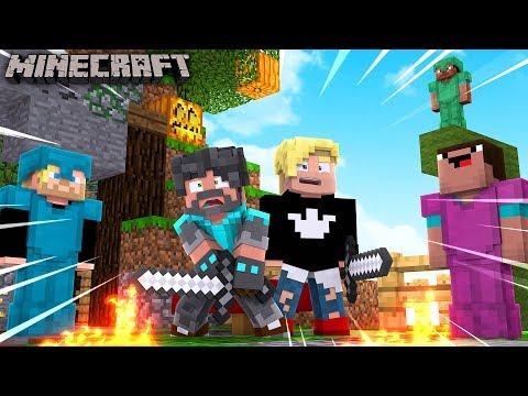 SO MANY CLOSE CALLS!!!! | Minecraft Bed Wars