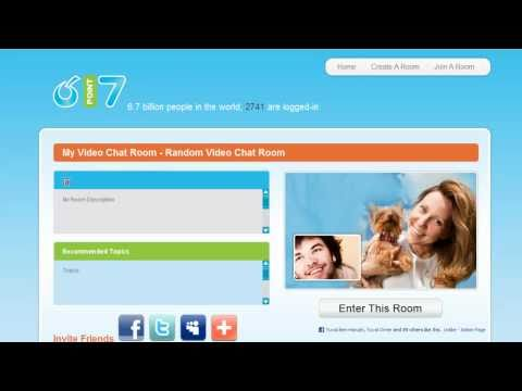 Create a Video Chat Room