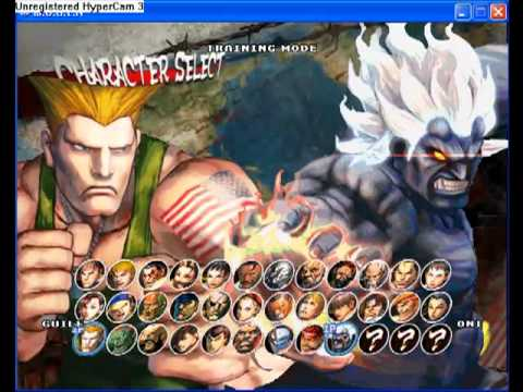 Super Street Fighter IV Arcade Edition Mugen