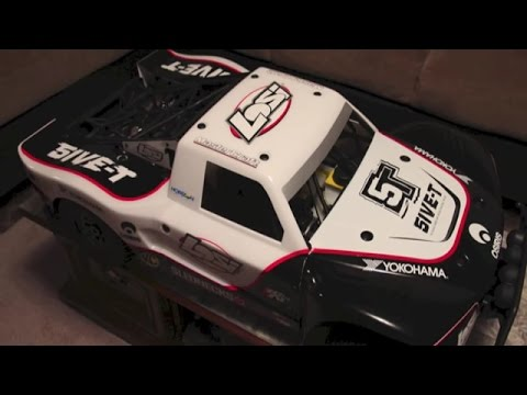 Losi 5ive-T Set Free (Unboxing)