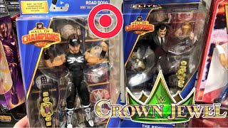My WWE Figures Went Missing at Target! Halloween Toy Shopping Fun!