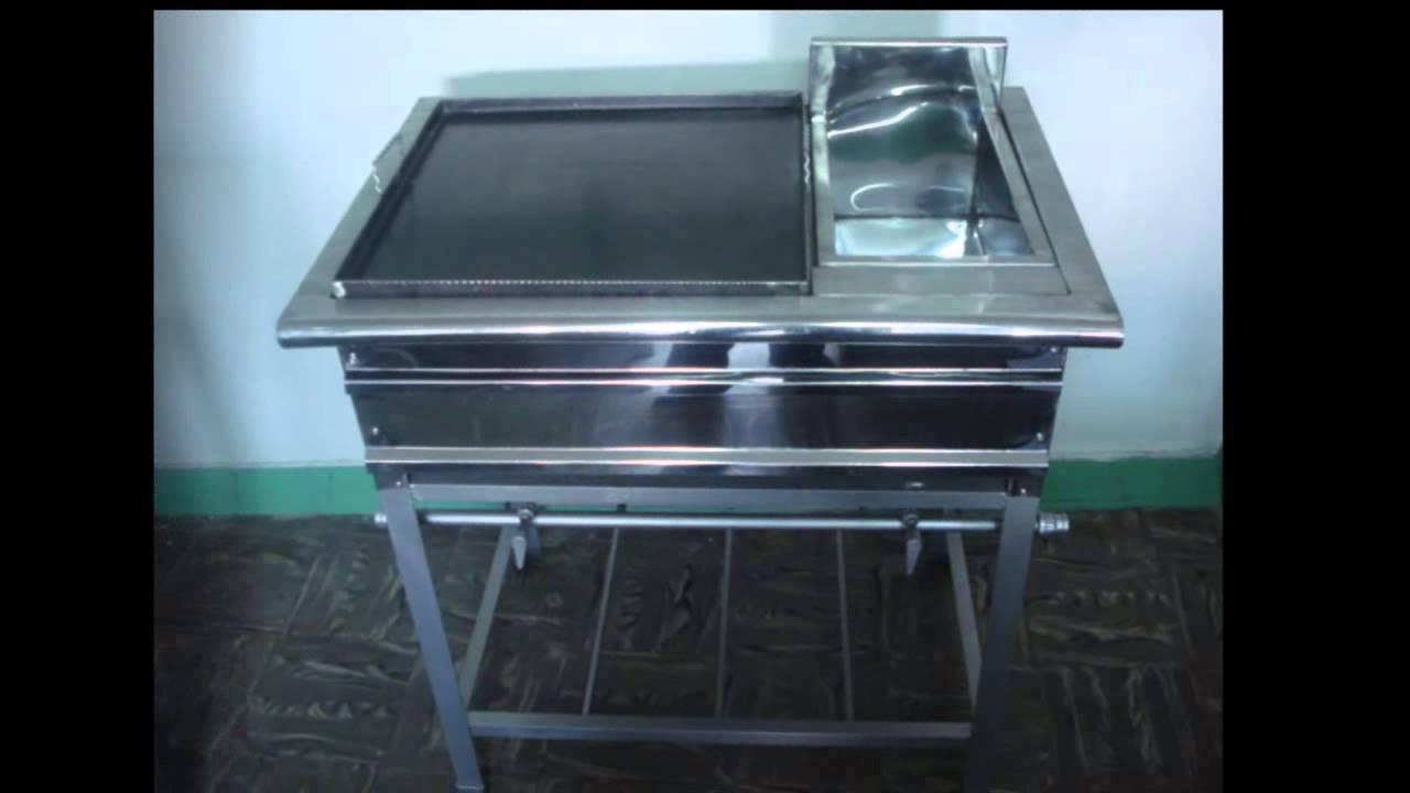 Estufas industriales adm trabajo en acero inoxidable - Muebles para mascotas ...