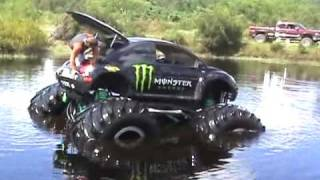 Monster Beetle