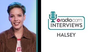 "Halsey on Her Two ""Ghost"" Videos"