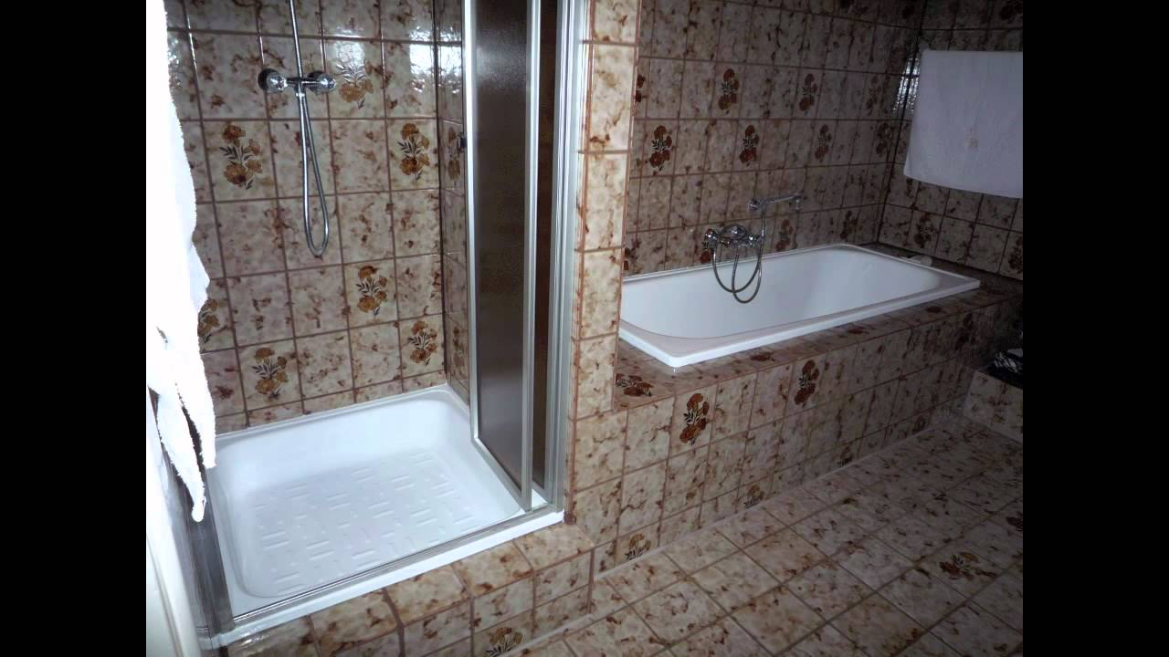 Renovatie bad en douche badkuip en douchebak renoveren youtube - Sanitair opknappen ...