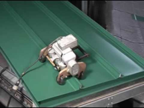 How To Install A Mechanically Seamed Standing Seam Metal