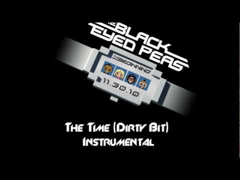 The Black Eyed Peas - The Time (dirty Bit) [official Instrumental] [hd] video