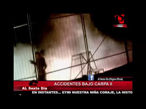 Accidentes bajo carpa II: terror y fatalidad en los circos