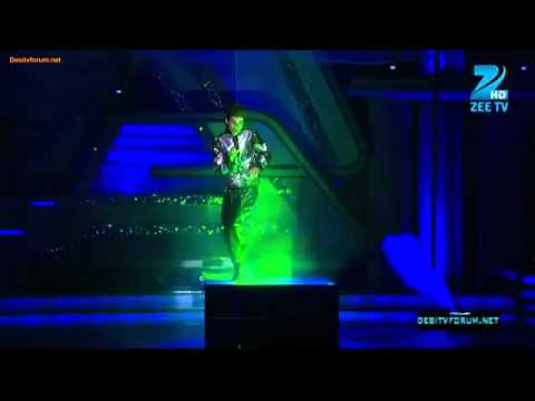 Dance India Dance 3 Raghav Croc-roaz Lazer Light Act 24th March video