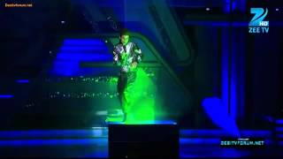 Dance India Dance 3 Raghav Croc-Roaz Lazer Light Act 24th March