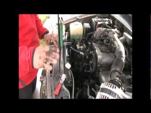 Kia Sportage 2001 Replacing