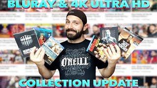 Bluray & 4K Collection Update + Reviews - 06/22/18 (Blurays, 4Ks, Slipcovers & More!)   BLURAY DAN