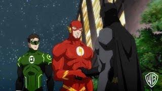 """Justice League: War - """"Batman's Real?"""""""