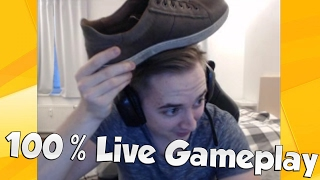 100% LIVE GAMEPLAY! - League of Legends Funny Stream Moments #57