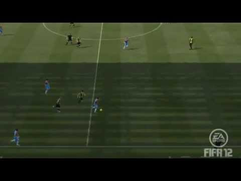 Fifa 12 Ultimate Team Online AMAZING LONG SHOT