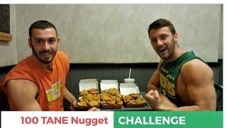 100 Tane Nugget Yeme Challenge