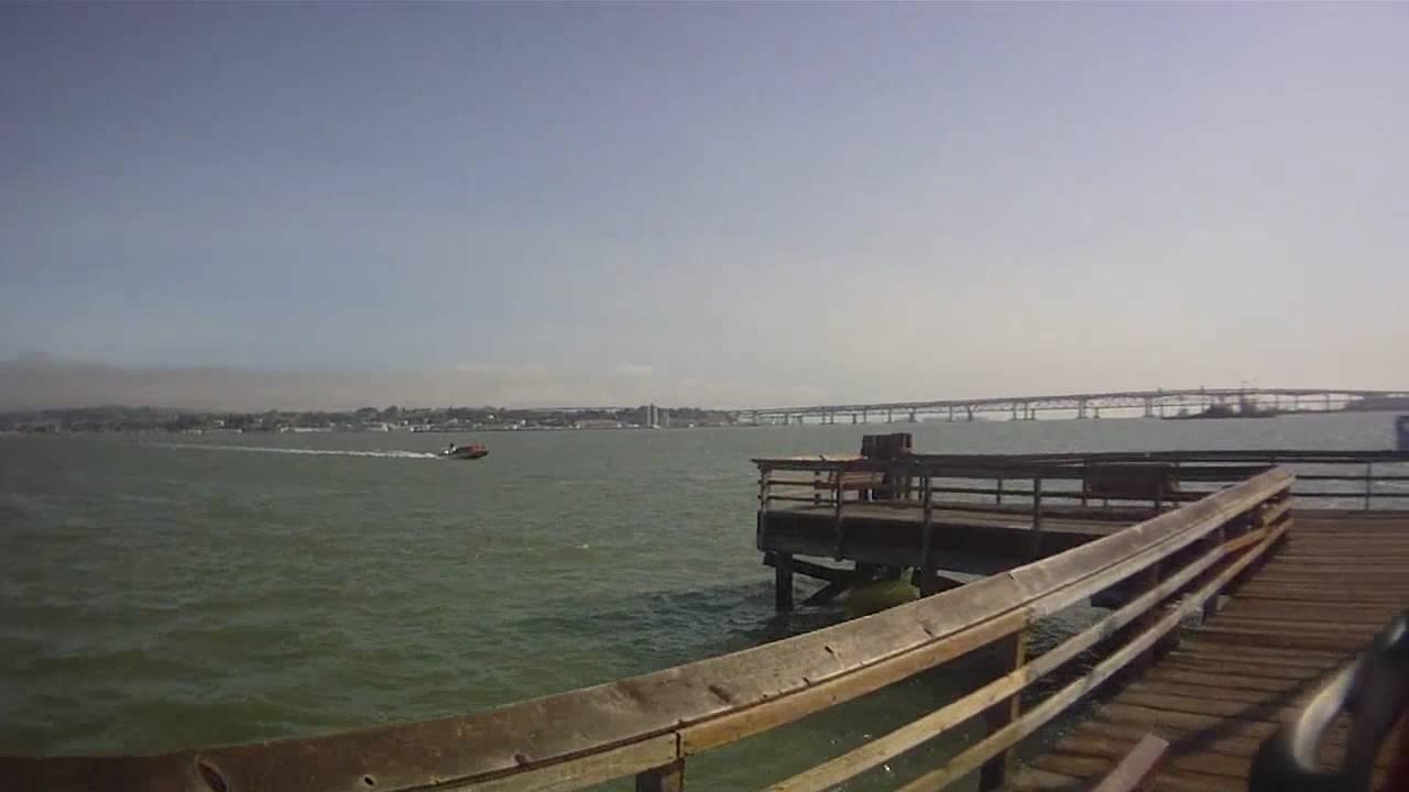 Martinez california fishing pier marina benicia bridge 8 for Benicia fishing report