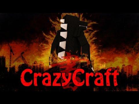 Minecraft Special | Crazy Craft 2.0 - OreSpawn Modded Survival Ep 187 -