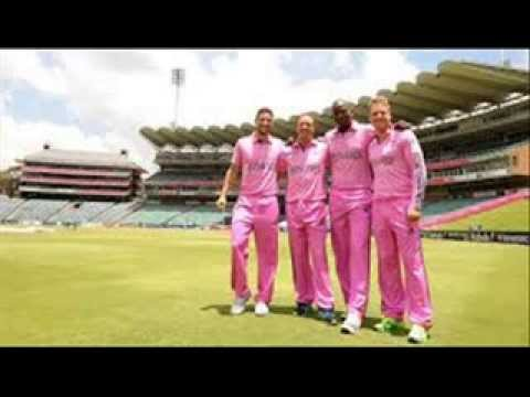 South Africa post 358/4 against India in 1st ODI