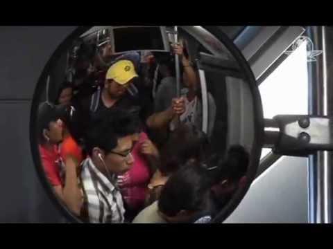 Arrimones En El Transporte Publico