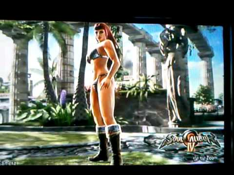 Red Sonja for Soul Calibur IV