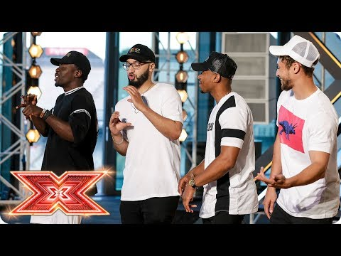Preview: Rak-Su get Nicole moving, but can they bag 4 yeses? | The X Factor 2017
