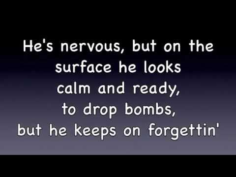 Eminem - Lose Yourself (lyrics) video